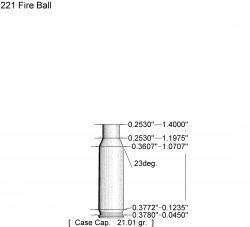 221 Fireball print