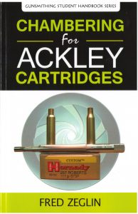 Cover of Chambering for Ackley Cartridges