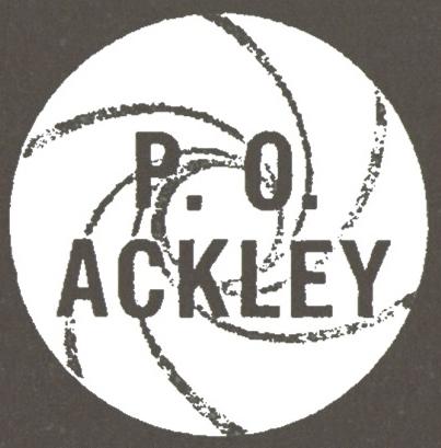 P.O. Ackley