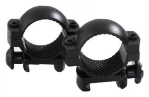 Matte Black rings