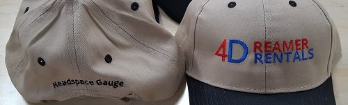 4D Baseball Hat